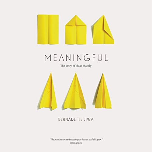 Best business audiobooks #29: Meaningful