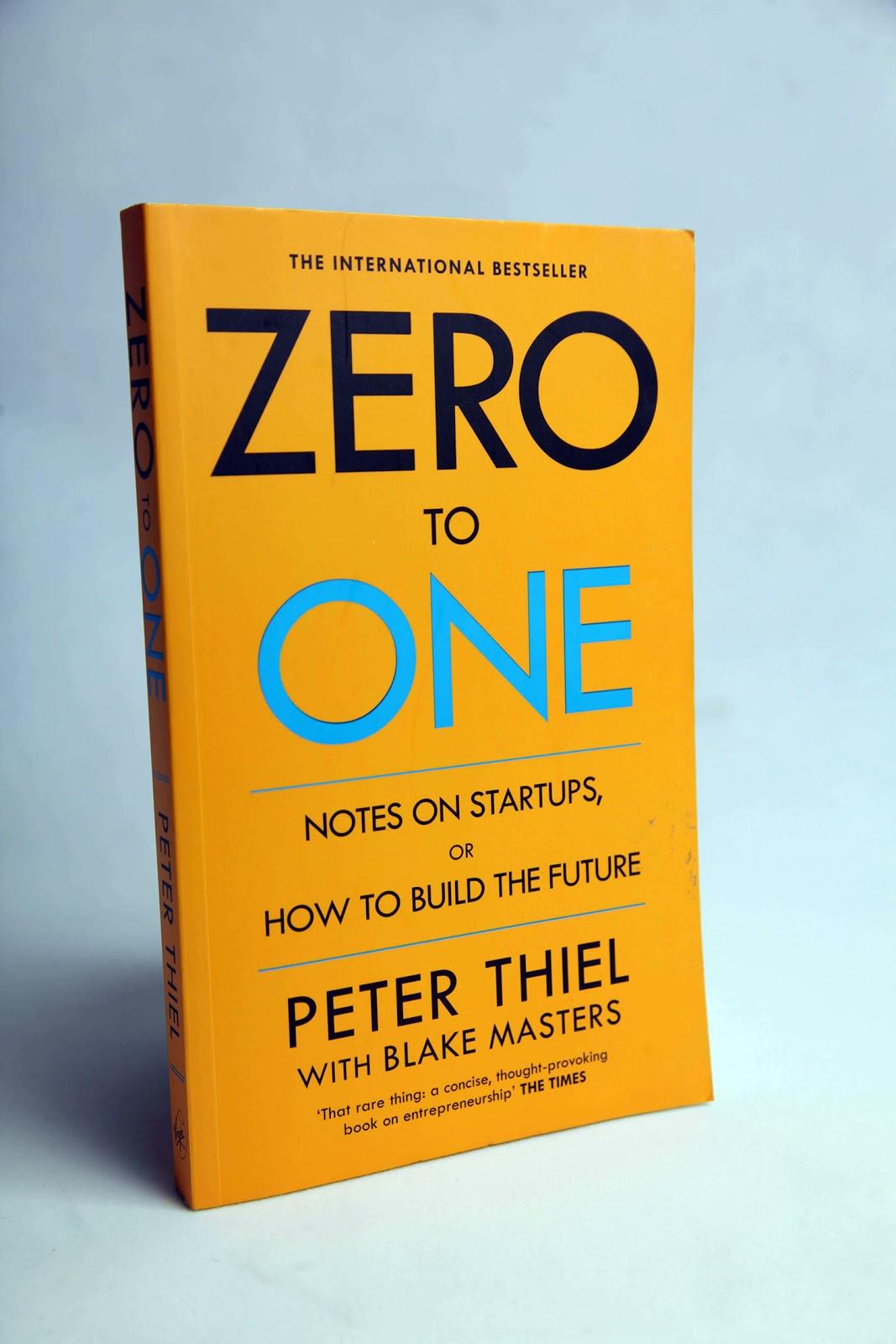 Best business audiobooks #26: Zero to One