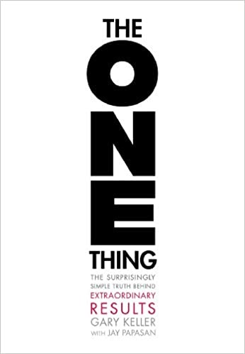 Business audio books free #31: The One Thing
