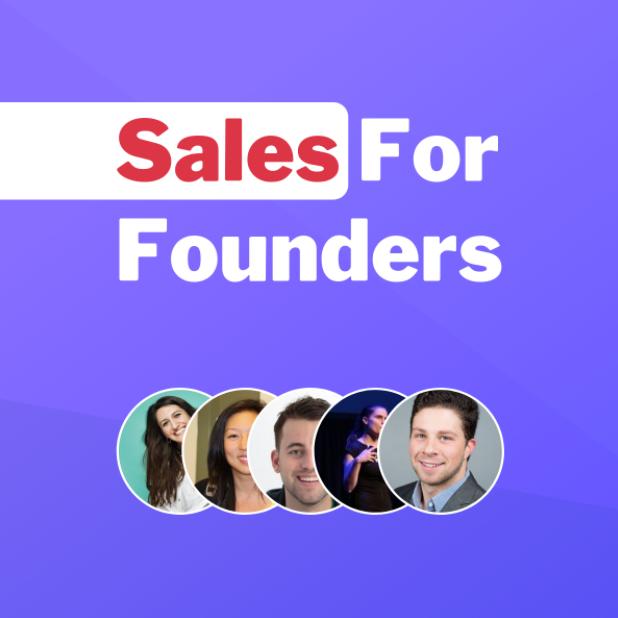 Entrepreneur online courses #4: Sales for Founders