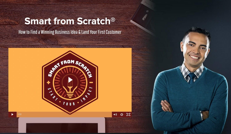 Entrepreneurs courses #32: Smart From Scratch