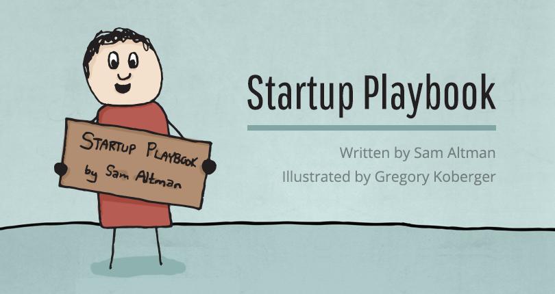 Business book pdf #10: Startup Playbook