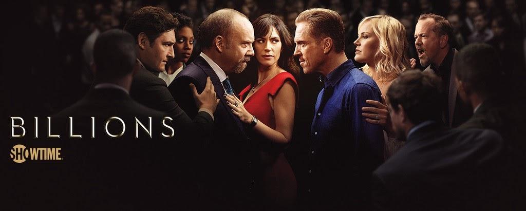 Business TV show #4: Billions