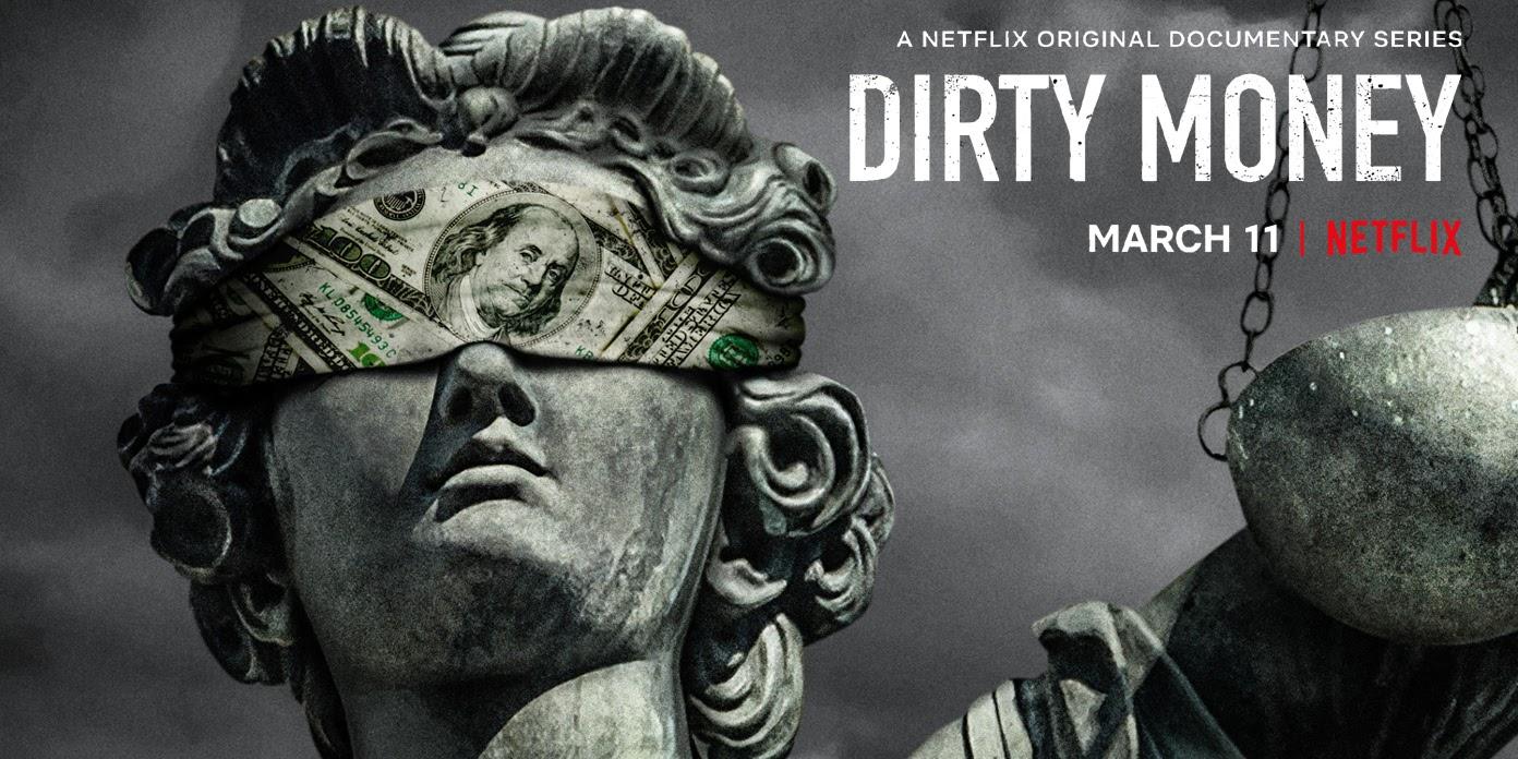 TV Shows for entrepreneurs #6: Dirty Money