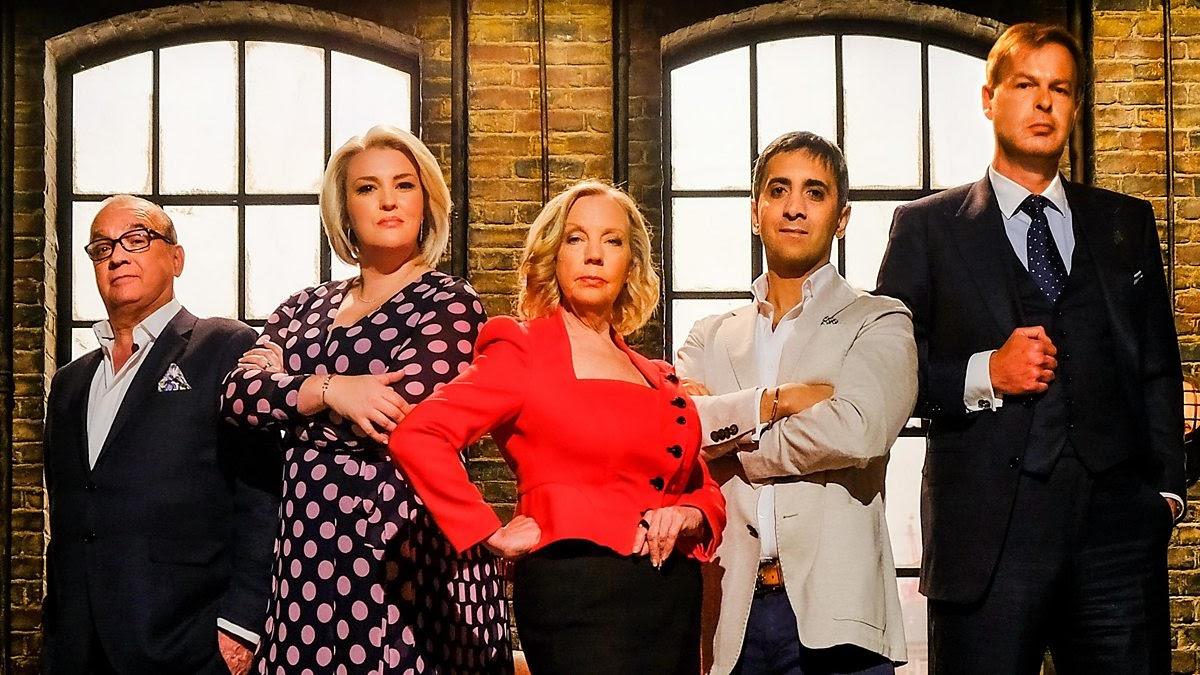 TV Shows for entrepreneurs #14: Dragon's Den