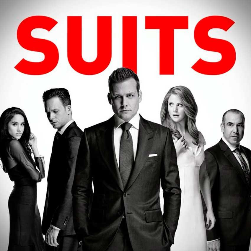 Entrepreneur TV show #17: Suits