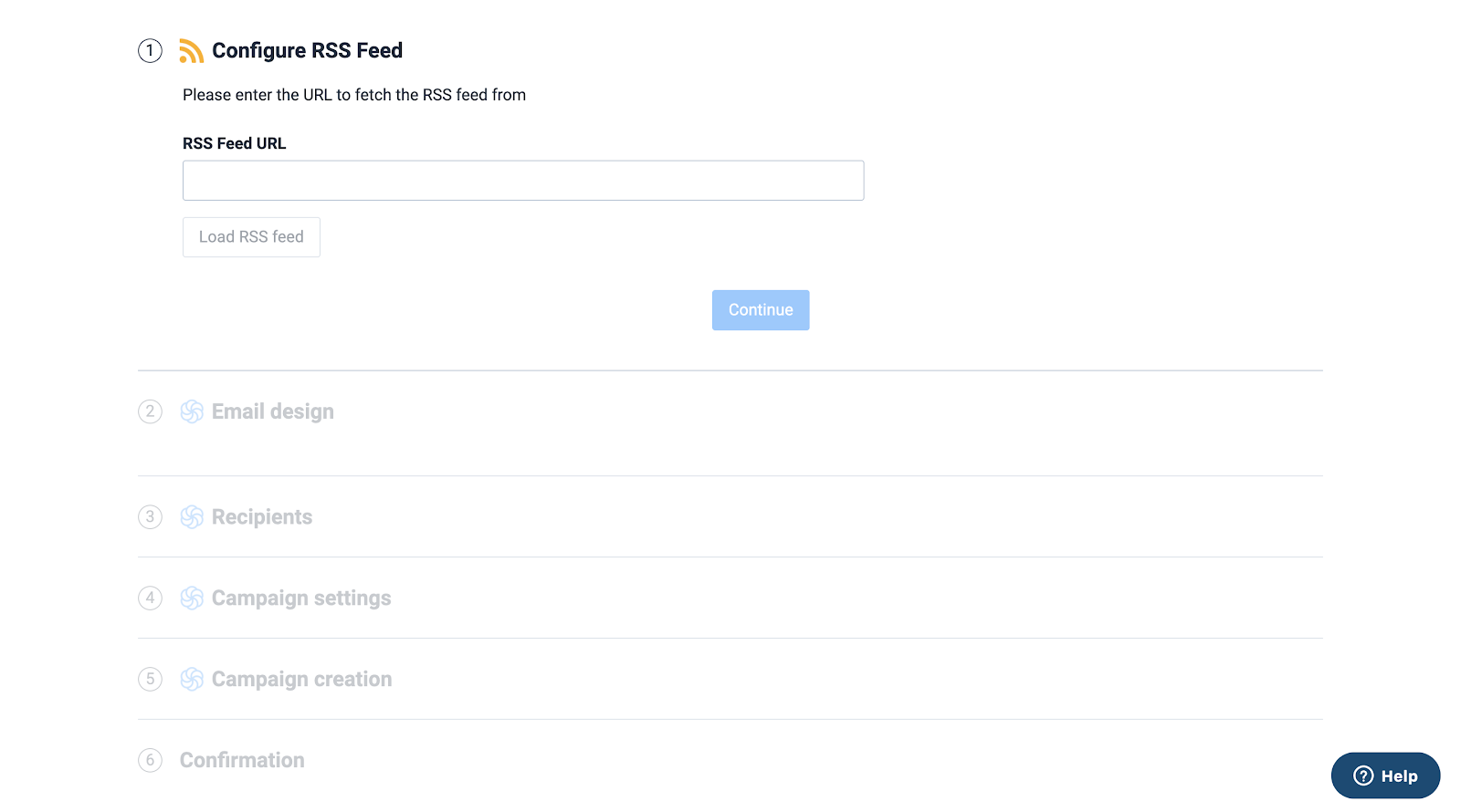 Sendinblue RSS feed