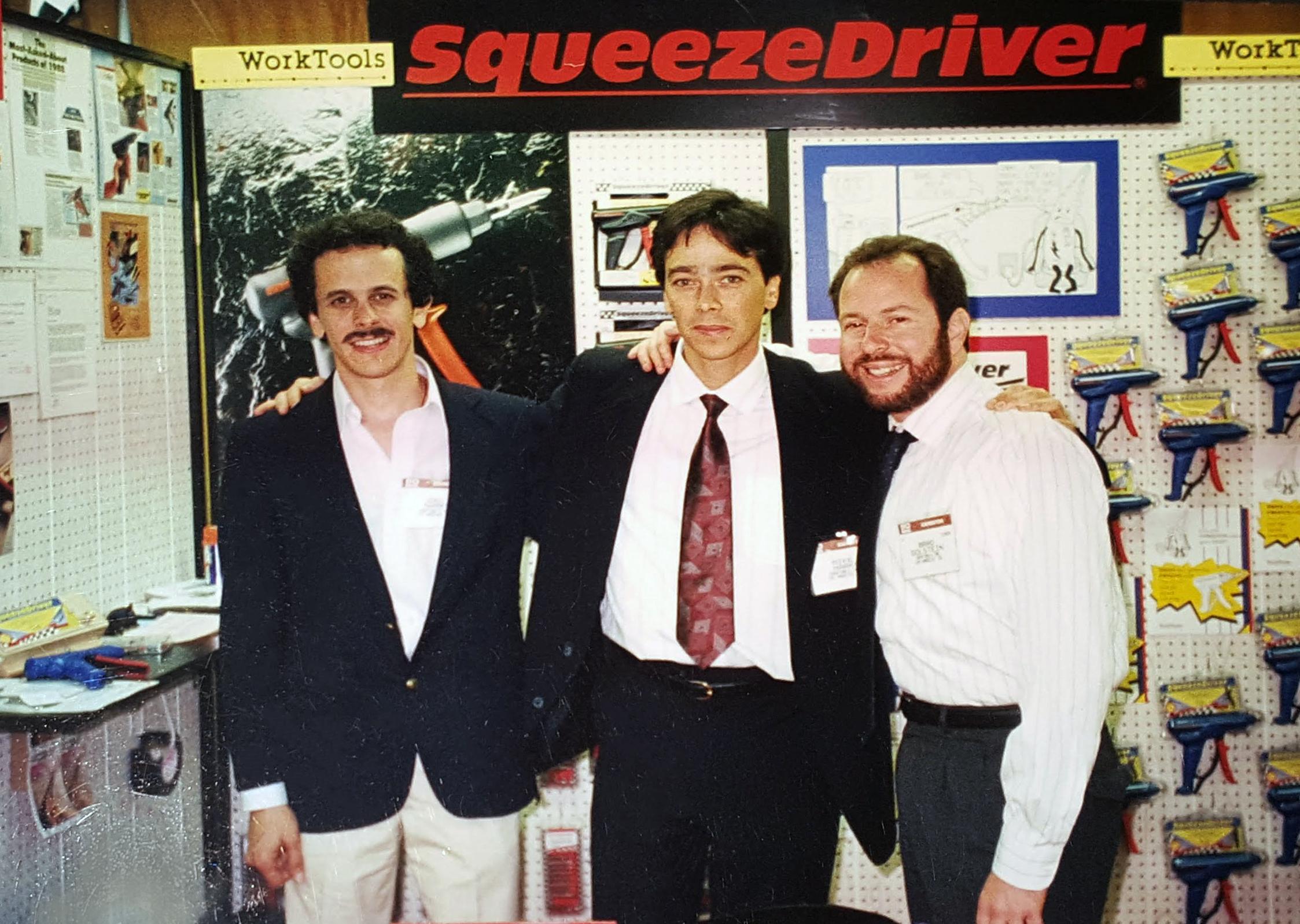 SqueezeDriver Team