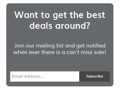 e-Commerce Pop-Ups