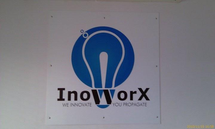 InoVVorX's logo