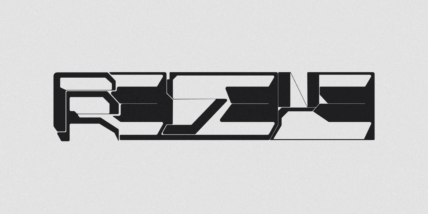 Modern raphic design