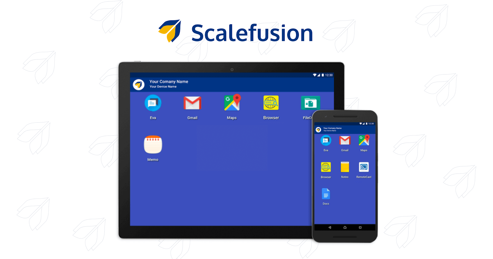 Scalefusion Preview