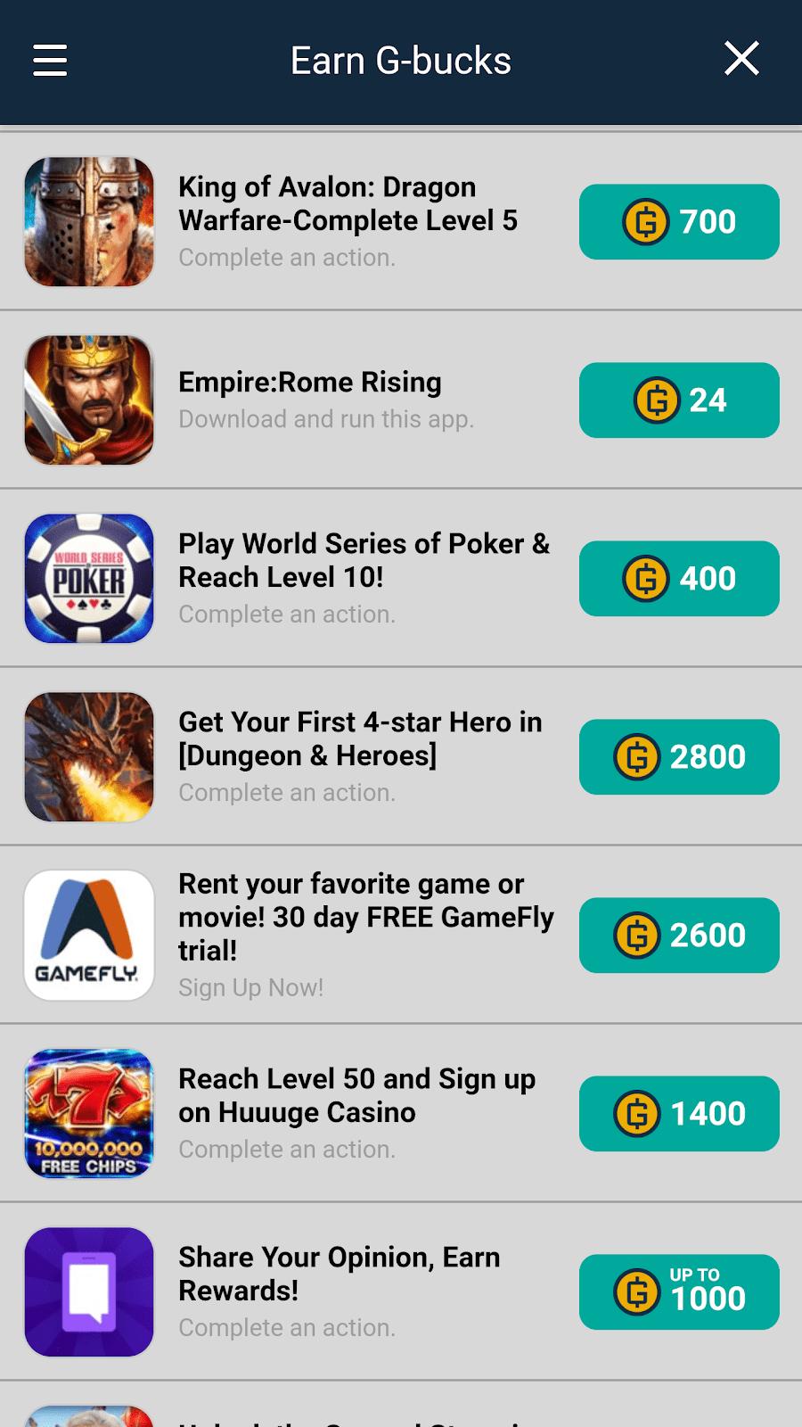 Gawkbox App