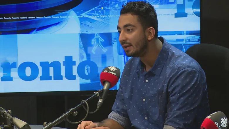 Ali Jiwani CBC interview