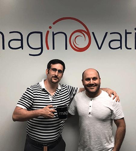 Imaginovation Founders