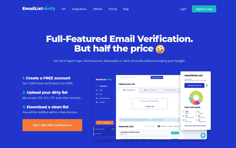 EmailListVerify
