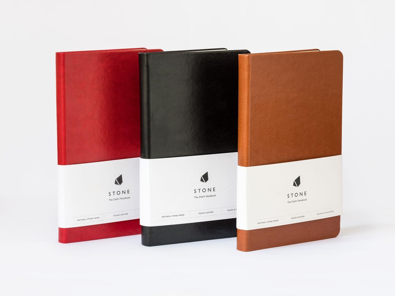 Stone 3 Journals