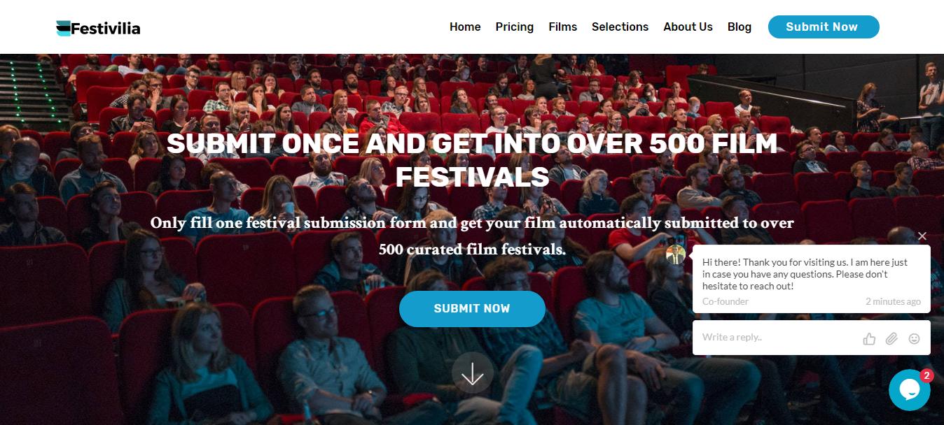 Festivilia Screenshot