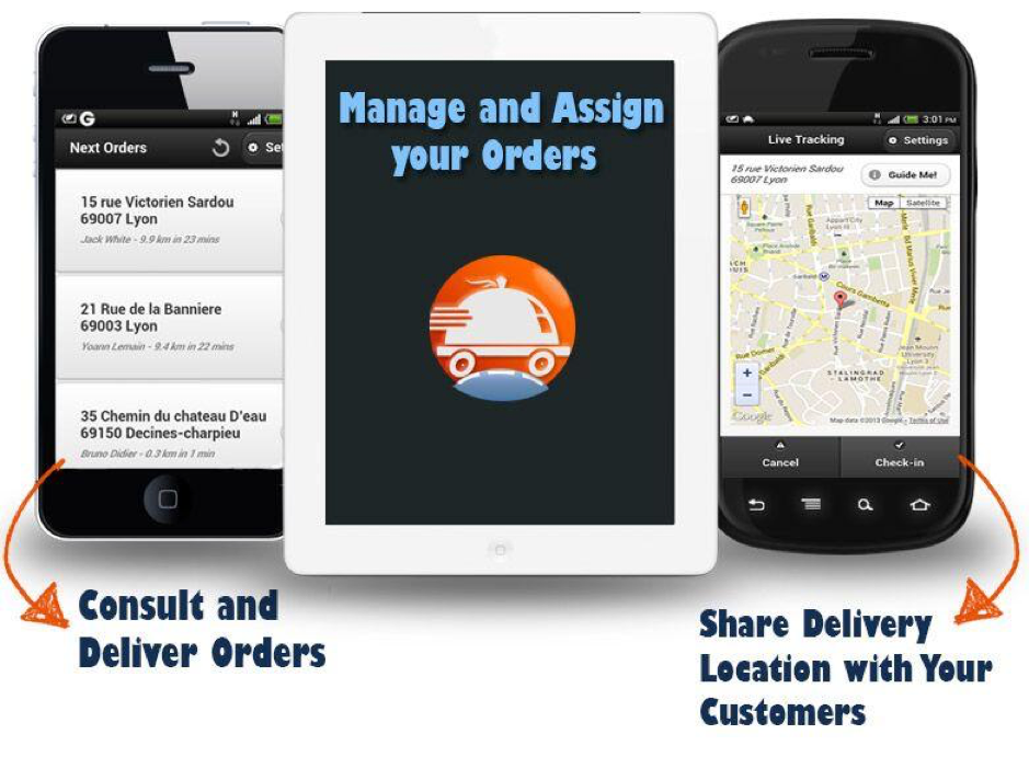 Trackin App