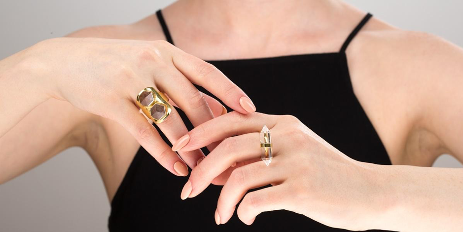 Hand with Jewelry