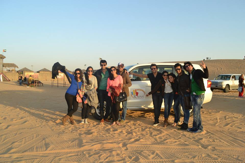 Rayna Tours Desert