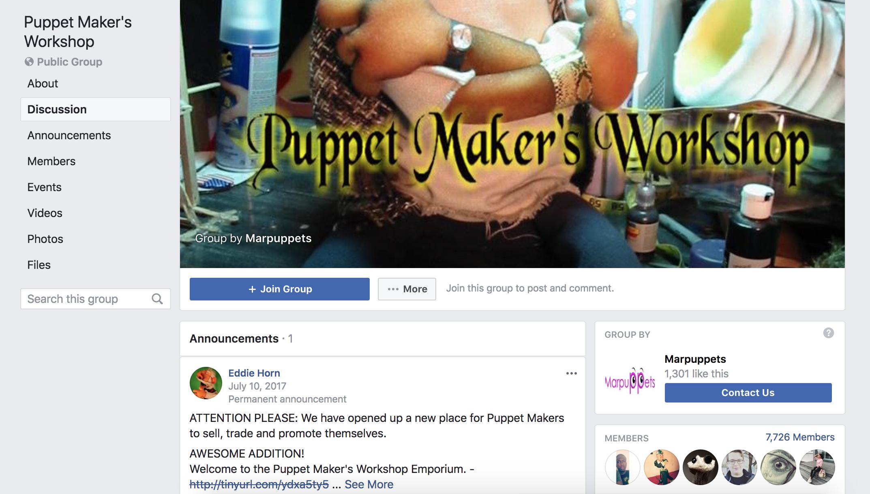 Puppet Pels FB