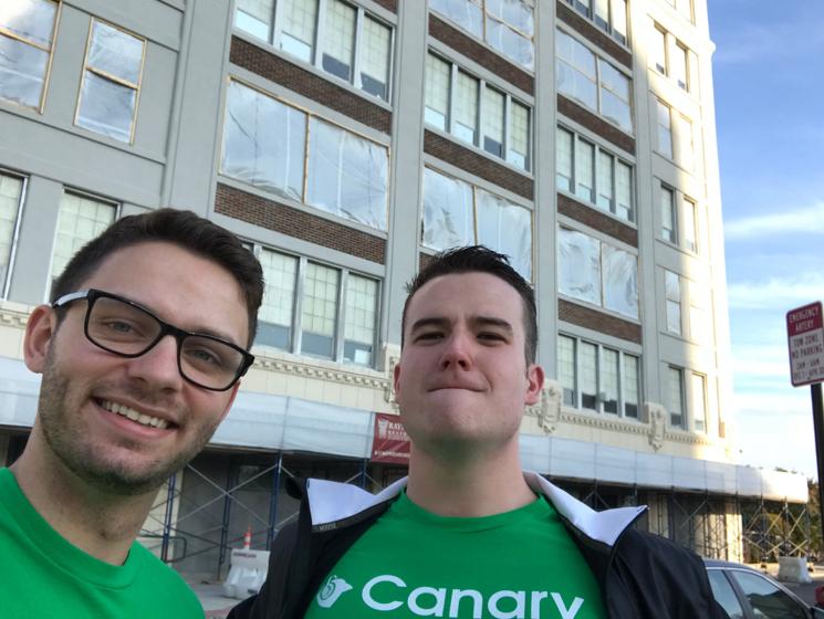 Canary team