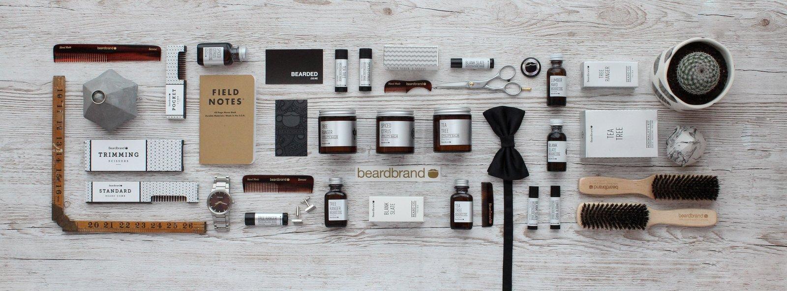 Beardbrand products