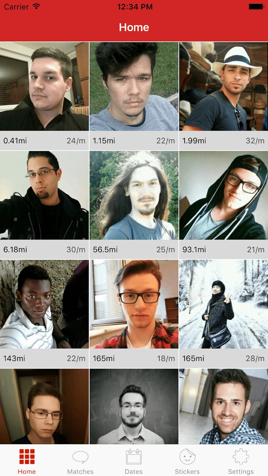 Cuddli app UX