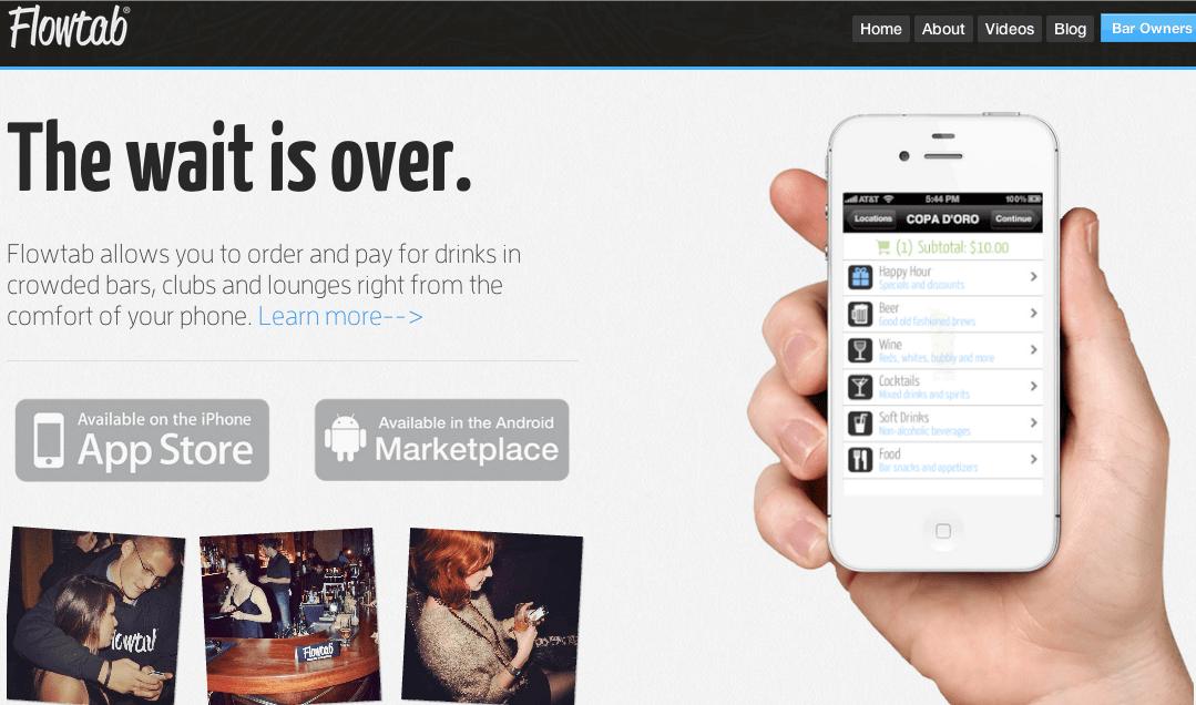 What Happened to Flowtab, the Bar & Nightclub Ordering App?