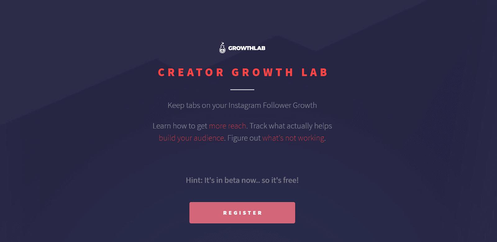 Creator Growth Lab