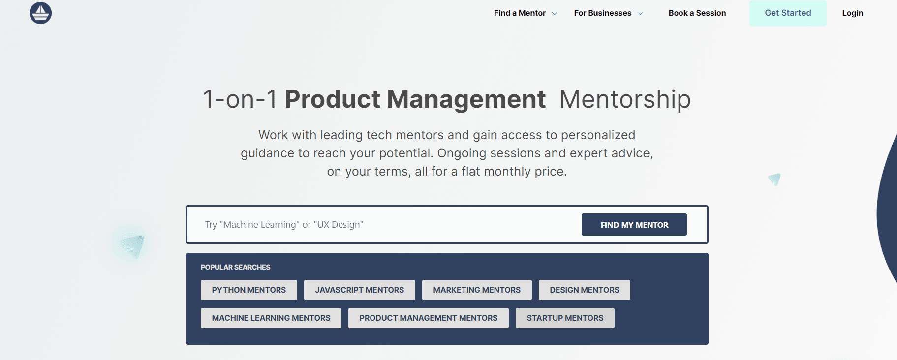 Startup Advisors and Mentors - MentorCruise