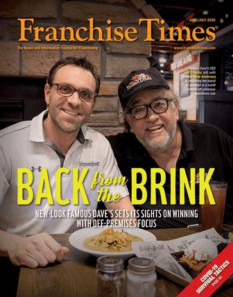 Franchise Time Magazine