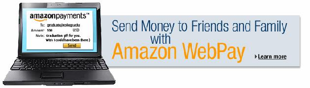 Amazon WebPay Payment System
