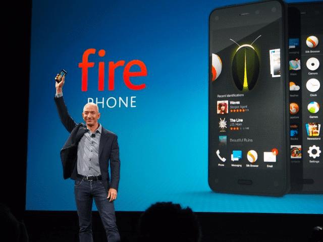 Fire Phone Amazon Showcase