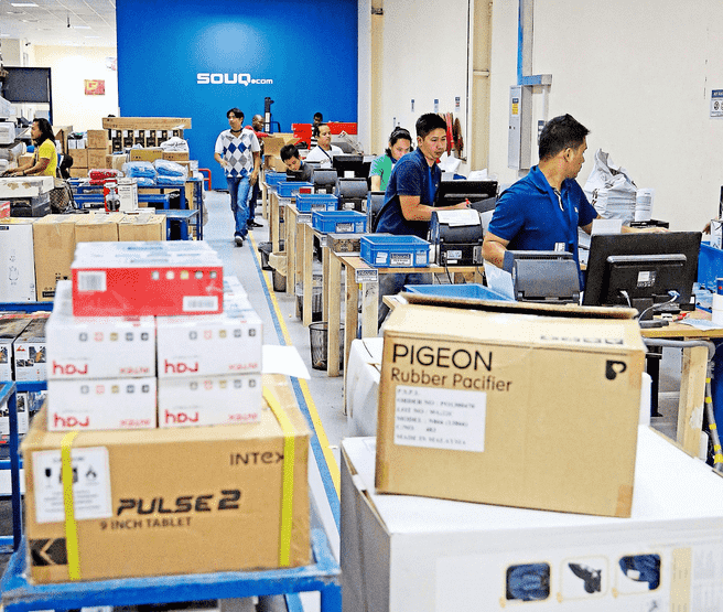 Amazon Wing.ae Shipping Service