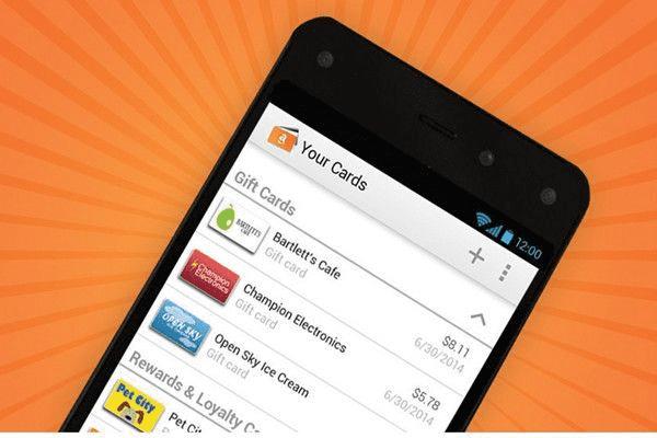Amazon Wallet Mobile App