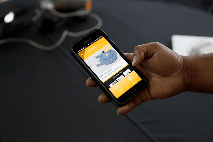 Amazon Partpic Mobile App
