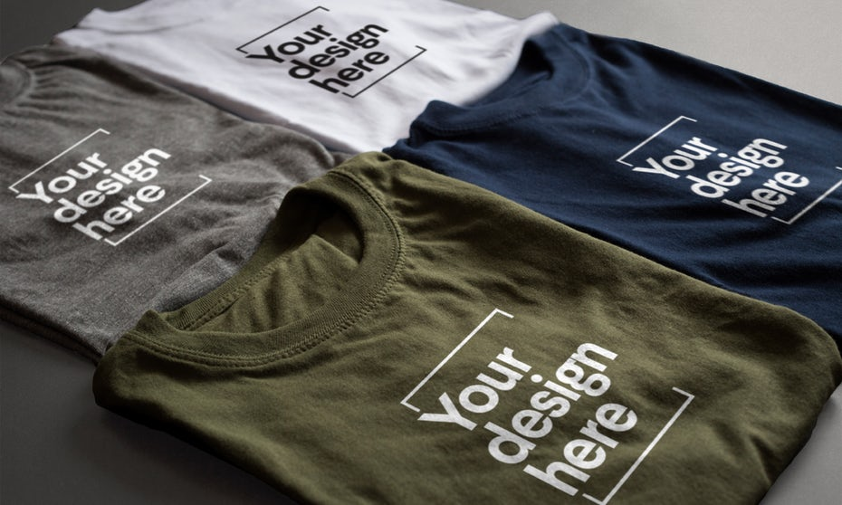 Design & Sell T-Shirts