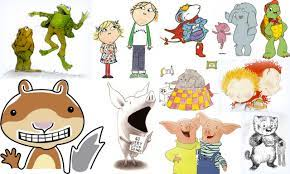 Design Characters for Children Books