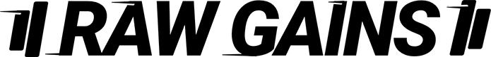 Raw Gains Logo