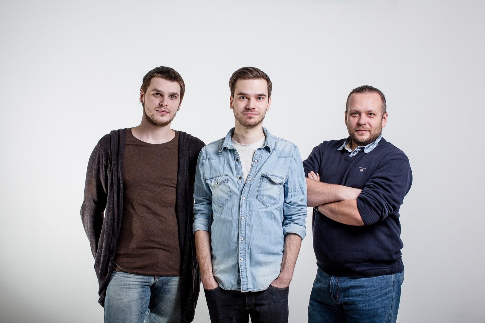 MyCity Co-Founders
