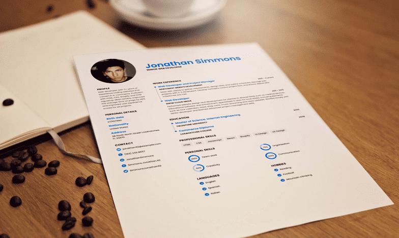 ResumeMaker Final CV