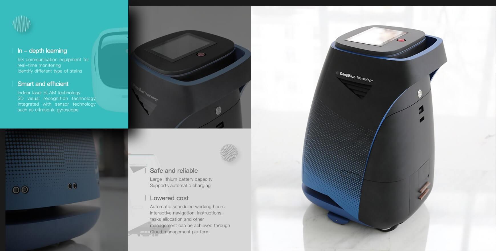 DeepBlue Technology