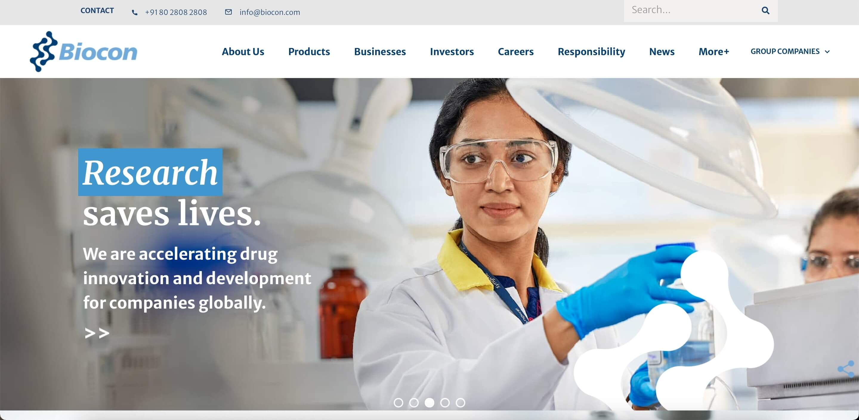 Biocon Biologics