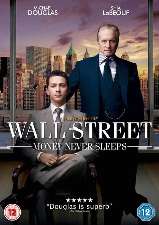 Entrepreneurship movies #23: Wall Street: Money Never Sleeps