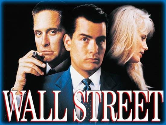 Business movies #7: Wall Street