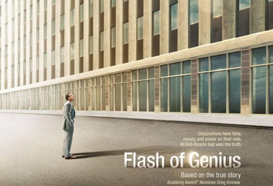 Movies for entrepreneurs #27: Flash of Genius