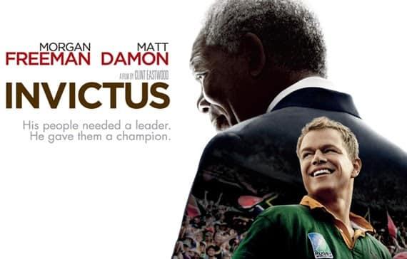 Business movies #49: Invictus