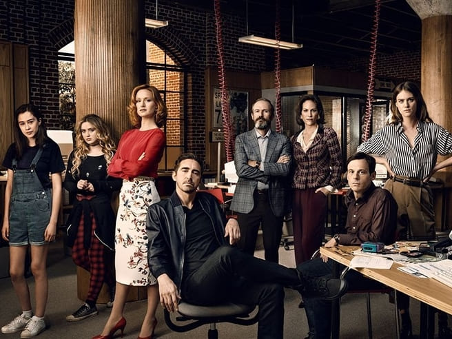 Show about business #11: Halt and Catch Fire